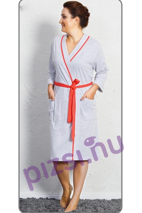 04faa5193a Női pamut köntös - Női extra méretű pamut köntös - Pizsama webáruház ...