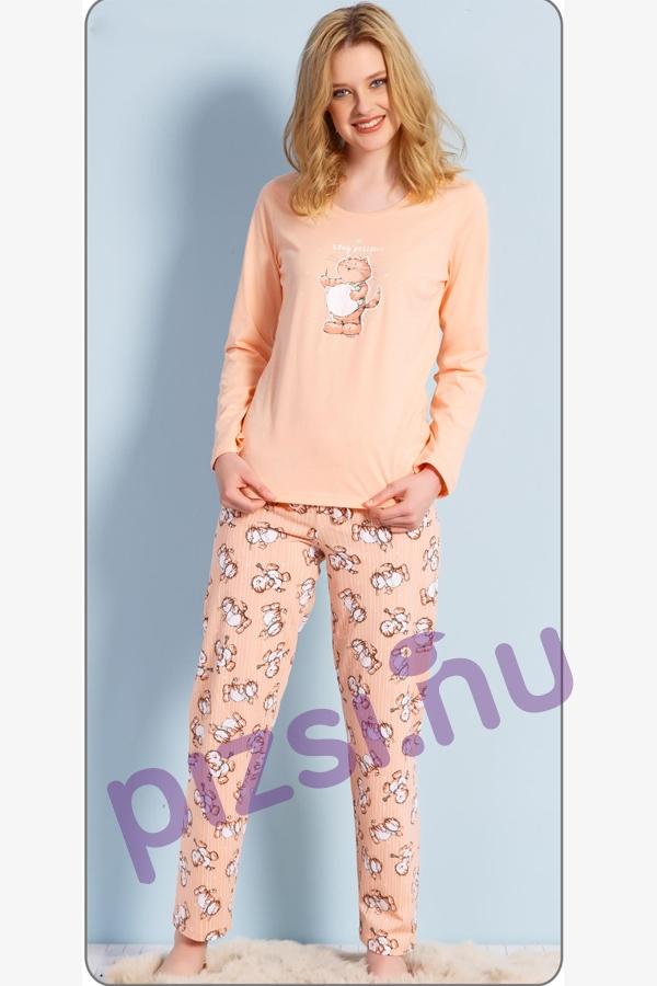 Női hosszúnadrágos pizsama - Női hosszúnadrágos pizsama - Pizsama ... c17ec8b5e1